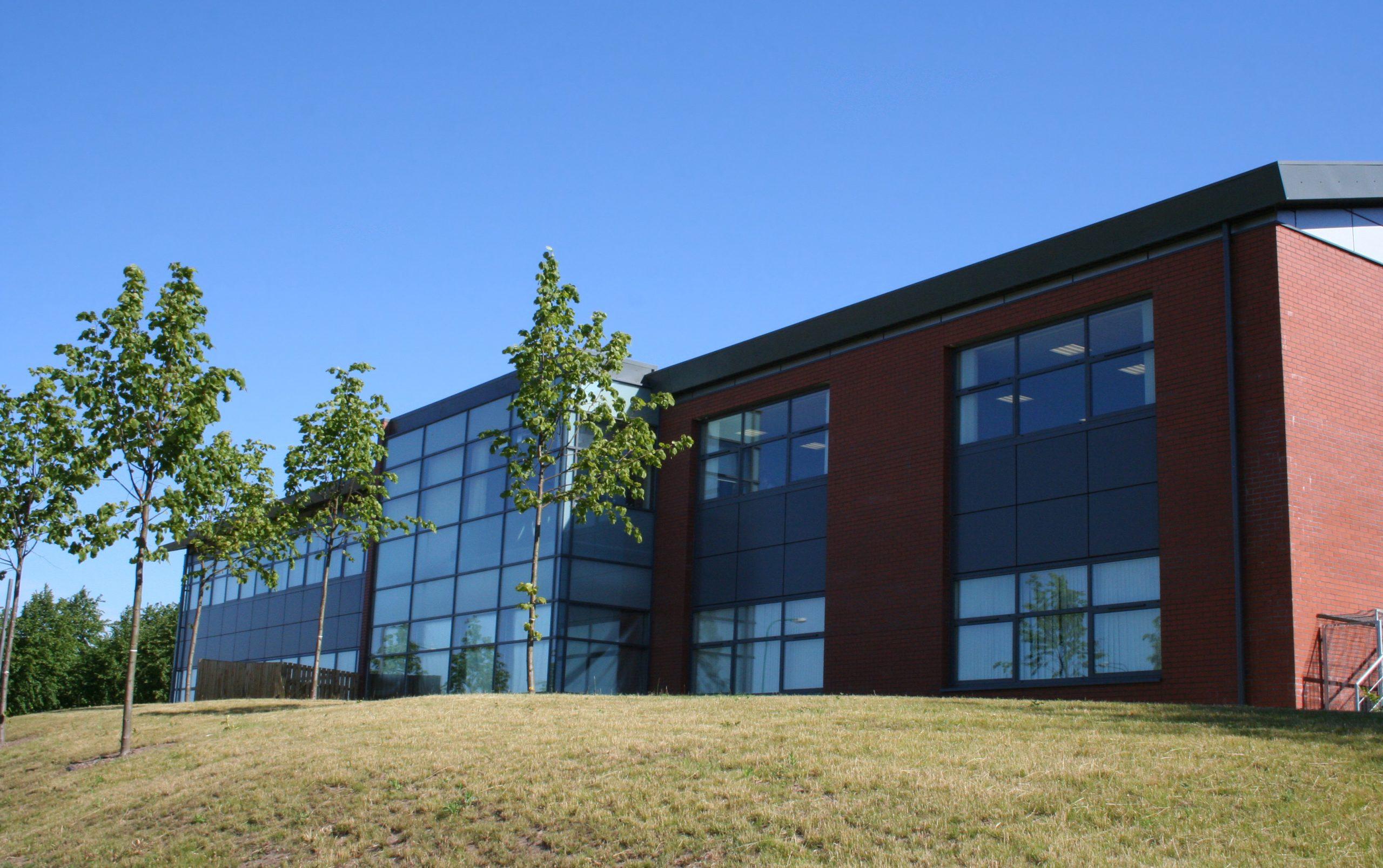 Lowrise Office Building | Bluewire Hub Ltd