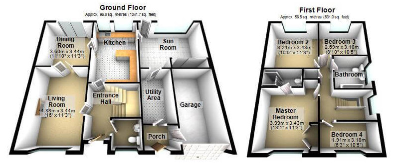 Floor Plan Right | Bluewire Hub Ltd
